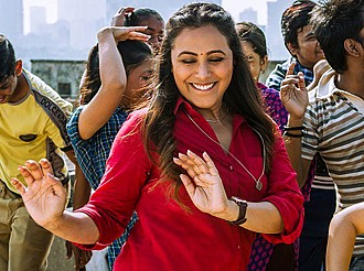 Hichki Review: An out-and-out Rani show!