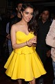 """Shraddha Kapoor Super Sexy Cleavage Show In a Yellow Dress At Film """"ABCD 2″ Press Conference in New Delhi"""