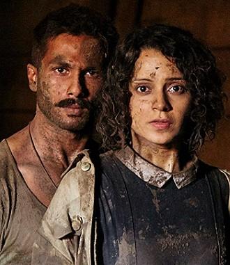 Review: Rangoon, an explosion by Vishal Bhardwaj