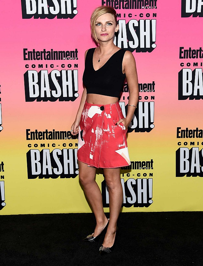 Faye Marsay – Entertainment Weekly Annual Comic-Con Party 2016 in San Diego