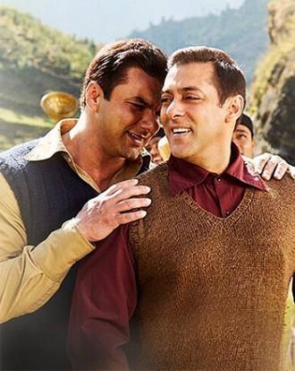 Tubelight Review: Salman doesn't seem to be having fun