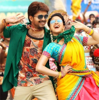 Review: Bairavaa is strictly for Vijay's fans