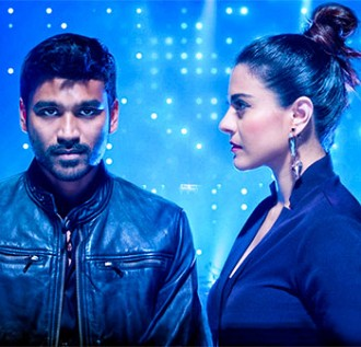 VIP 2 review: Dhanush-Kajol spar in a shrill, silly film!