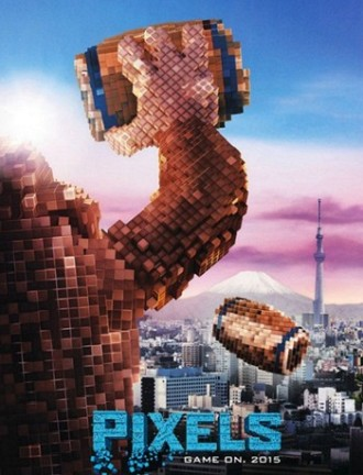 Review: Pixels is a complete waste of time