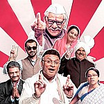 Review: Jai Ho! Democracy is more silly than satirical!